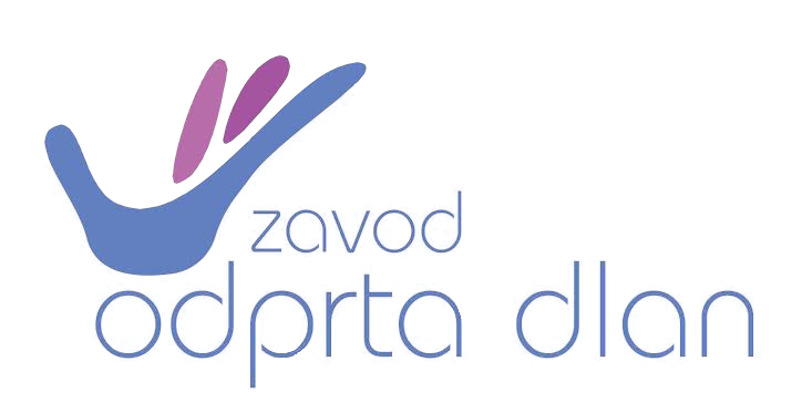 Logo Zavod odprta dlan
